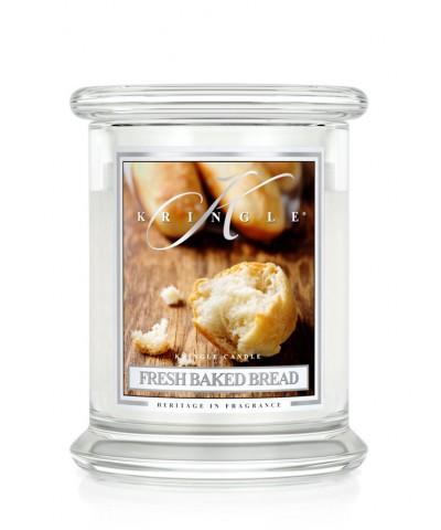 Fresh Baked Bread - Świeżo Pieczony Chleb (Świeca Średnia 2 Knoty)