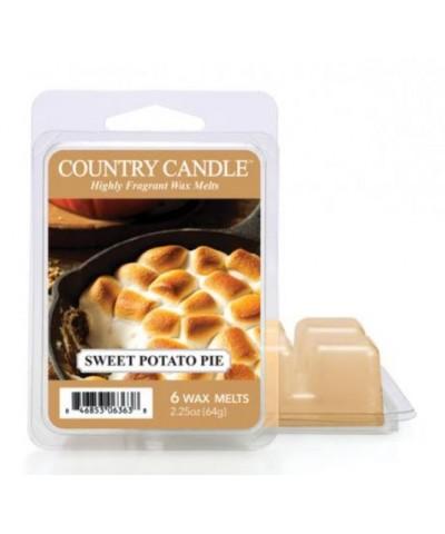 Country Candle - Sweet Potato Pie - Wosk Zapachowy
