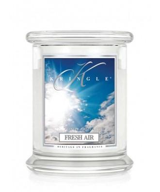 Fresh Air - Świeże Powietrze (Świeca Średnia 2 Knoty)