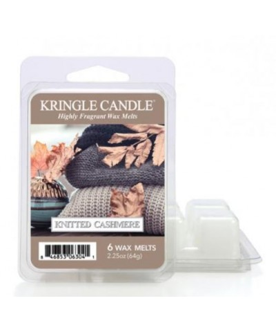 Kringle Candle - Knitted Cashmere - Wosk Zapachowy