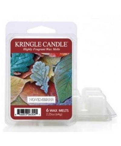 Kringle Candle - Novembrrr - Wosk Zapachowy