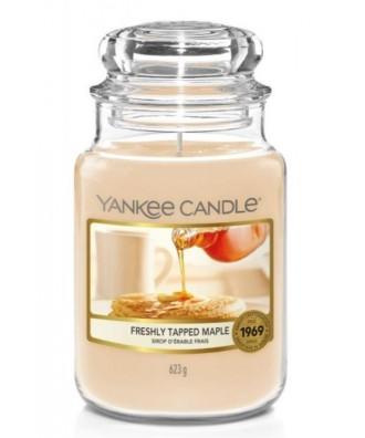 Yankee Candle - Freshly Tapped Maple - Świeca Zapachowa Duża