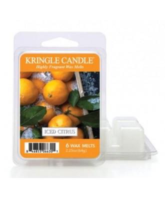 Kringle Candle - Iced Citrus - Wosk Zapachowy