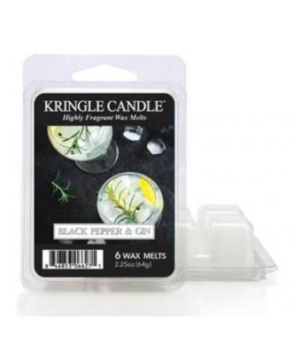 Kringle Candle - Black Pepper Gin - Wosk Zapachowy