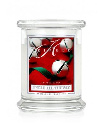Jingle All The Way - Dzwonią Dzwonki Sań (Świeca Średnia 2 Knoty)