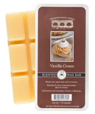 Bridgewater - Vanilla Cream - Wosk Zapachowy na Kostki