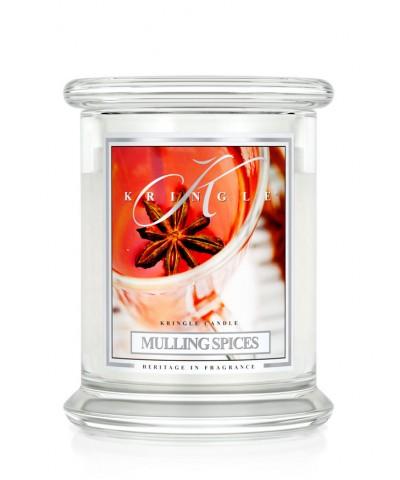 Mulling Spices - Grzaniec (Świeca Średnia 2 Knoty)