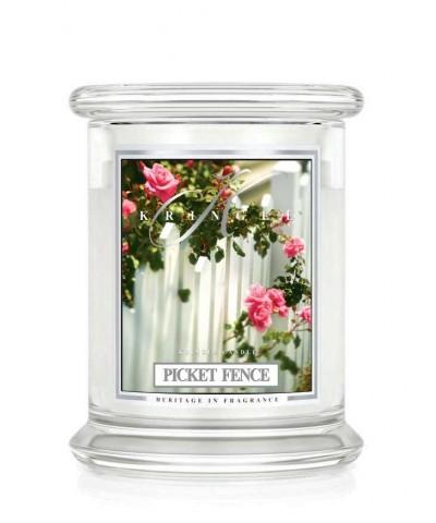 Picket Fence - Ogrodowy Płotek (Świeca Średnia 2 Knoty)