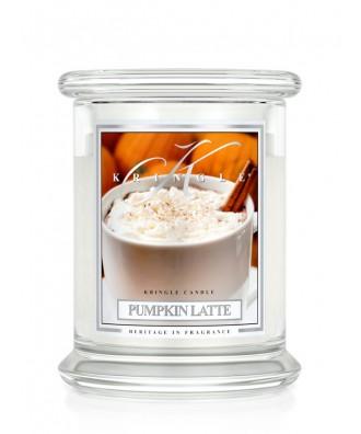 Pumpkin Latte - Dyniowe Latte (Świeca Średnia 2 Knoty)