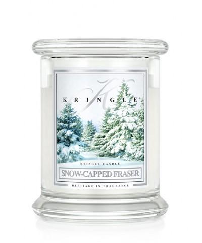 Snow-Capped Fraser - Ośnieżone Drzewa (Średnia Świeca 2 Knoty)