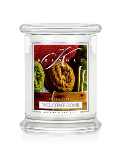 Welcome Home - Witaj w Domu (Średnia Świeca 2 Knoty)
