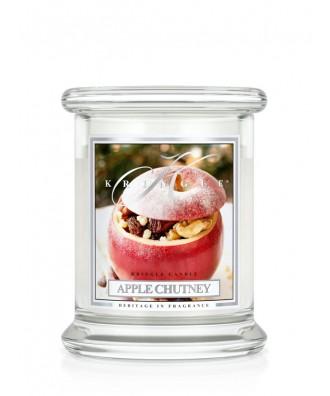 Kringle Candle - Apple Chutney - Sos Jabłkowo Goździkowy - Świeca Zapachowa Mała