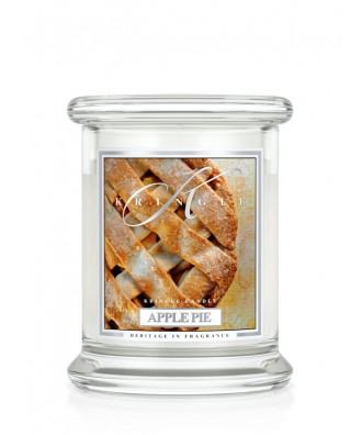 Kringle Candle - Apple Pie - Szarlotka - Mała Świeca Zapachowa