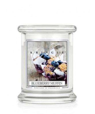 Kringle Candle - Blueberry Muffin - Jagodowa Babeczka - Mała Świeca Zapachowa