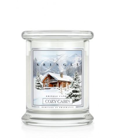 Cozy Cabin - Przytulna Chatka (Mała Świeca)