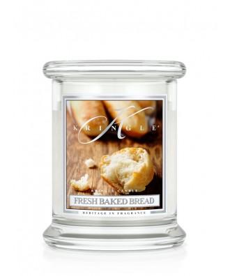 Kringle Candle - Fresh Baked Bread - Świeżo Upieczony Chleb - Mała Świeca Zapachowa