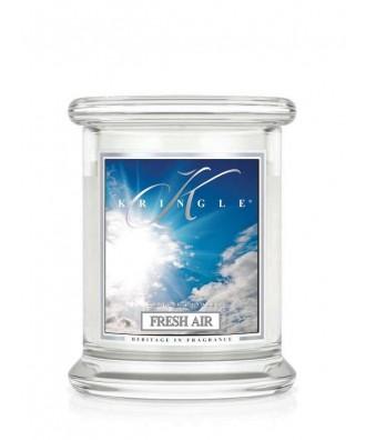 Kringle Candle - Fresh Air - Świeże Powietrze - Mała Świeca Zapachowa