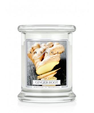 Kringle Candle - Ginger Root - Korzeń Imbiru - Mała Świeca Zapachowa