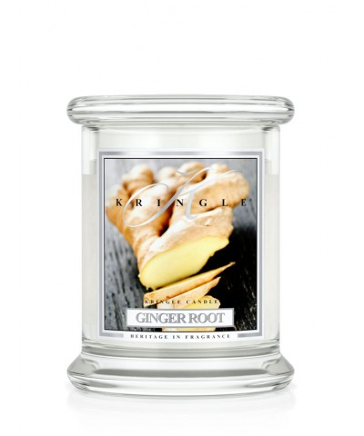 Ginger Root - Korzeń Imbiru (Mała Świeca)