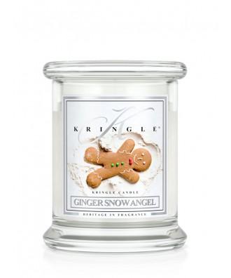 Ginger Snow Angel - Piernikowy Aniołek (Mała Świeca)