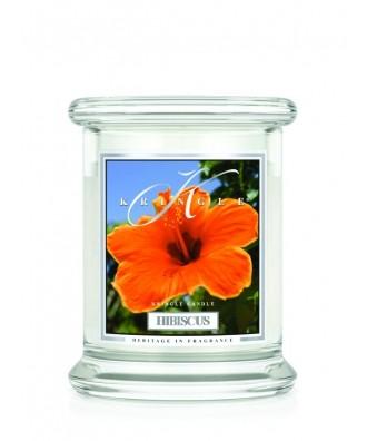 Kringle Candle - Hibiscus - Hibiskus - Mała Świeca Zapachowa