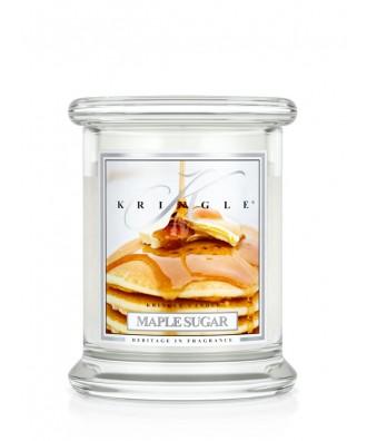 Kringle Candle - Maple Sugar - Cukier Klonowy - Mała Świeca Zapachowa