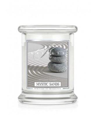 Kringle Candle - Mystic Sands - Tajemnicze Piaski - Mała Świeca Zapachowa