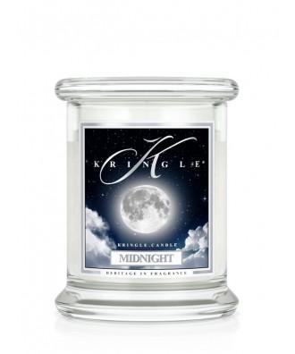 Kringle Candle - Midnight - Północ - Mała Świeca Zapachowa