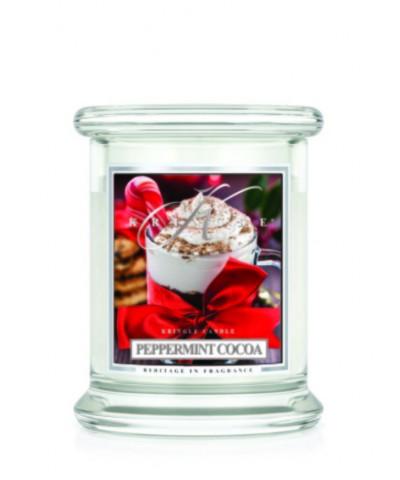 Peppermint Cocoa - Miętowe Kakao (Mała Świeca)