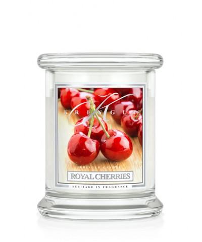 Royal Cherries - Królewskie Wiśnie (Mała Świeca)