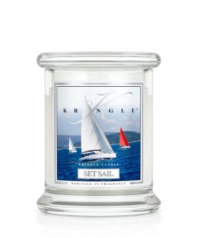 Set Sail - Podnieść Żagle! (Mała Świeca)