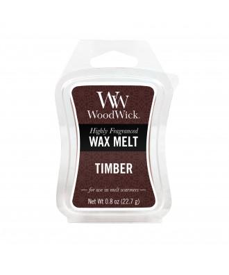 Woodwick - Timber - Drewno - Wosk Zapachowy