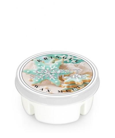 Coconut Snowflake - Kokosowy Płatek Śniegu (Wosk Zapachowy)