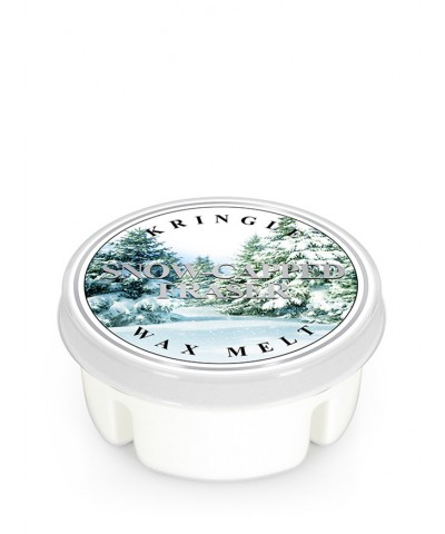 Snow-Capped Fraser - Ośnieżone Drzewa (Wosk Zapachowy)