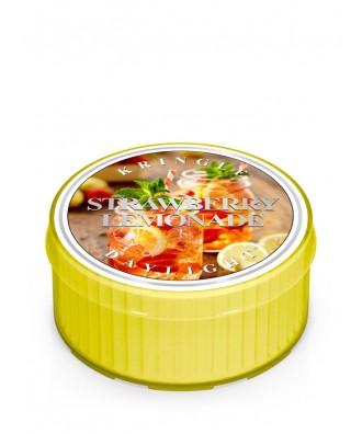Kringle Candle - Strawberry Lemoniade - Truskawkowa Lemoniada - Daylight