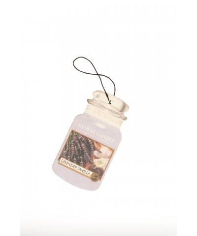 Lavender Vanilla - Waniliowa Lawenda (Car Jar)
