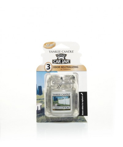 Clean Cotton - Czysta Bawełna (Car Jar Ultimate)