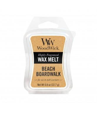 Woodwick - Beach Boardwalk - Spacer Po Promenadzie - Wosk Zapachowy