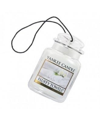 Yankee Candle - Fluffy Towels - Puszyste Ręczniki - Car Jar Ultimate