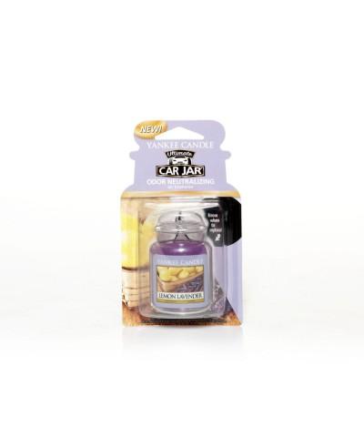 Lemon Lavender - Cytrynowa Lawenda (Car Jar Ultimate)