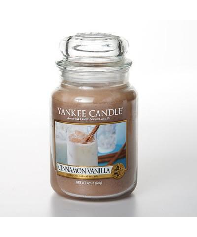 Cinnamon Vanilla - Cynamonowa Wanilia (Słoik Duży)
