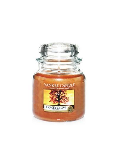 Honey Glow - Miodowy Blask (Słoik Średni)