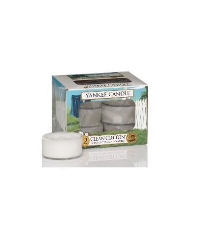 Clean Cotton - Czysta Bawełna (Tealighty)
