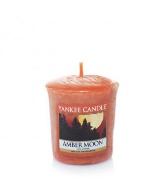 Yankee Candle - Amber Moon - Bursztynowy Księżyc - Votive