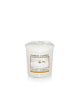 Yankee Candle - Fluffy Towels - Puszyste Ręczniki - Votive