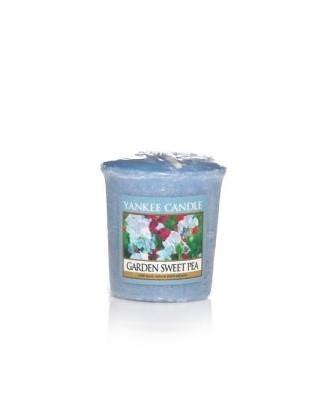 Yankee Candle - Garden Sweet Pea - Słodki Groszek z Ogrodu - Votive