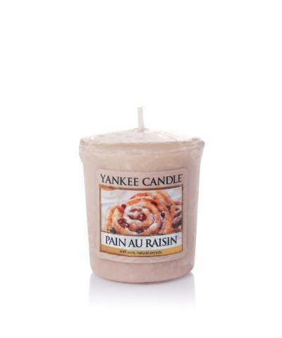 Pain au Raisin - Drożdżówka z Rodzynkami (Votive)