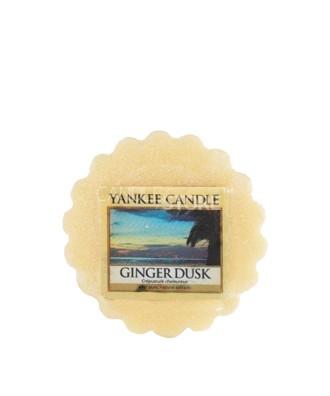 Yankee Candle - Ginger Dusk - Imbirowe Piżmo - Wosk Zapachowy
