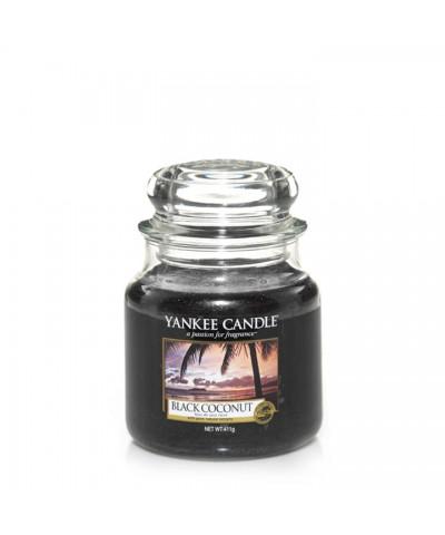 Black Coconut - Czarny Kokos (Słoik Mały)