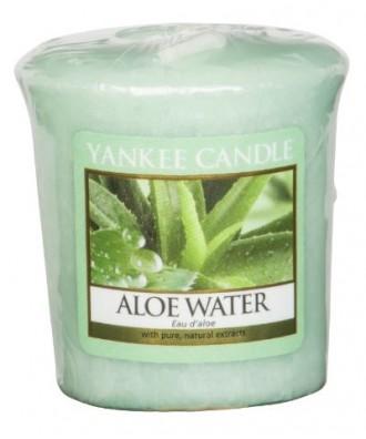 Yankee Candle - Aloe Water - Woda Aloesowa - Votive